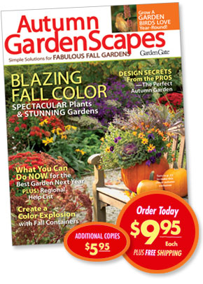 GARDEN GATE MAGAZINE COMPLETE GUIDE TO CONTAINER GARDENING (2016) FREE SHIP!