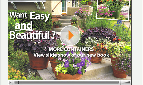 Containers made easy Vol 2 from Garden Gate Magazine
